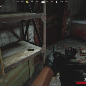 Call of Duty : Black Ops Cold War emplacement du seconde cassette