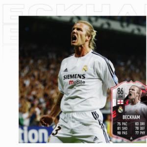 Comment obtenir David Beckham