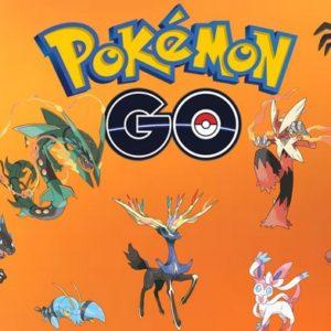La liste complète des Pokémon6Gde la région de Kalos