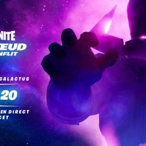 Quand a lieu l'événement de fin de saison 4 dans Fortnite ?