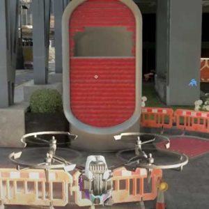 vous devez pirater un drone de nouvelles GBB à proximité