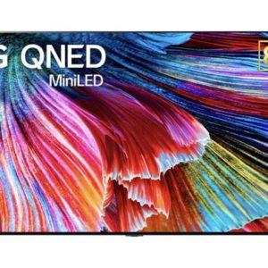 LG QNED: les mini téléviseurs LED avec 4K et 8K arrivent