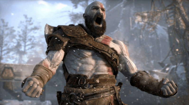 "L'adaptation de ""God of War ''"