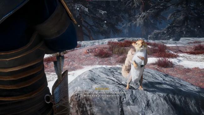 Comment remporter la joute verbale Contre Ratatosk dans Assassin's Creed Valhalla