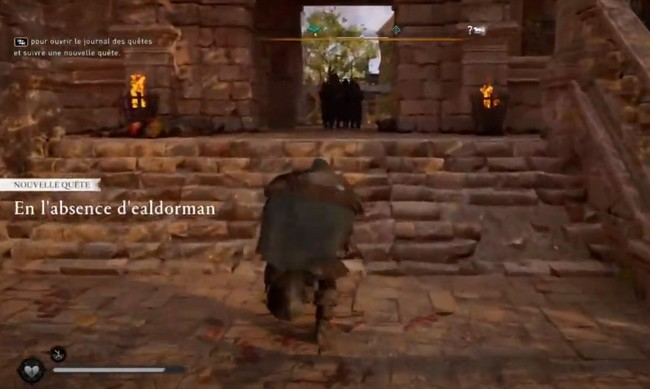 Assassin's Creed Valhalla : En l'absence d'ealdorman