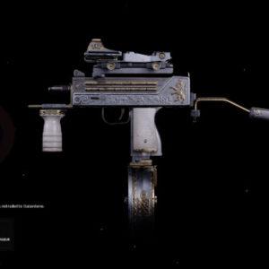 Le plan d'arme Galanterie du Mac-10 sur Warzone et Black Ops Cold War