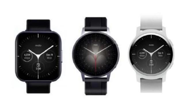 Moto Watch, Moto Watch One et Moto G Smartwatch devraient fonctionner sur le système d'exploitation Wear de Google