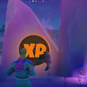 Où se trouvent les pièces d'XP dans Fortnite en semaine 12