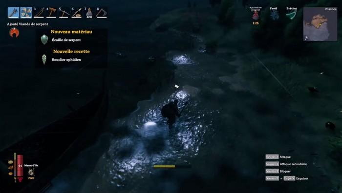 vaincre le serpent de mer