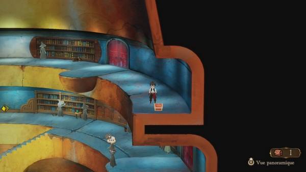 Coffre 3 institut de recherche magique Bravely Default 2