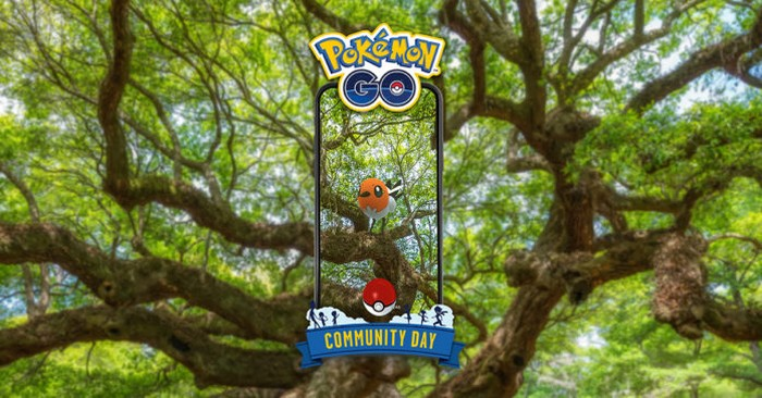 Community Day Passerouge dans Pokémon Go