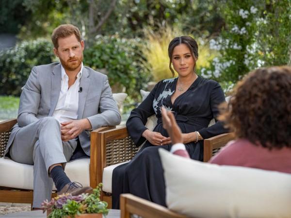 Le prince Harry et Meghan Markle s'assoient avec Oprah Winfrey pour leur interview explosive