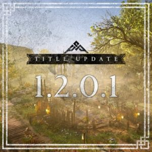 Mise à jour 1.2.0.1 d'Assassin's Creed Valhalla