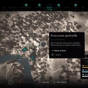 Protection spirituelle-Assassin's Creed Valhalla