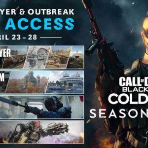 Cold War Accès gratuit, comment télécharger et jouer gratuitement à Call of Duty