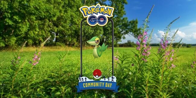 Community Day Vipélierre surPokémon Go