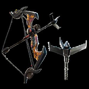 Obtenir l'arc grappindans Fortnite