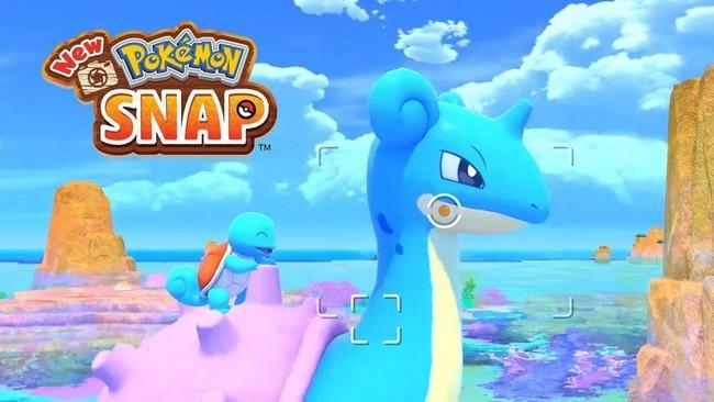 Obtenir un bon score photo sur New Pokémon Snap
