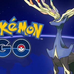 Études de terrain Légendes Illuminées X dans Pokémon GO