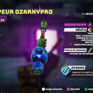 Hyprozappeur Ozarhypro