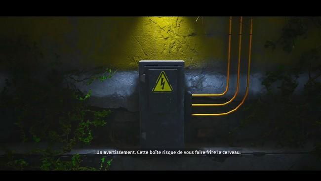 le boitier électrique
