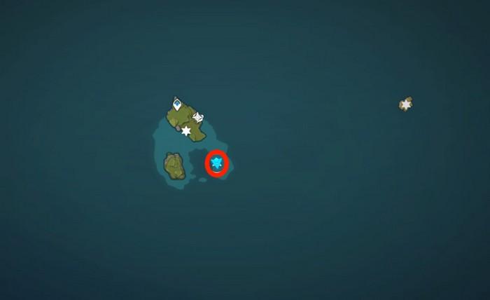 Comment ouvrir le Coffre délicat à totems sous-marin des îles funestes