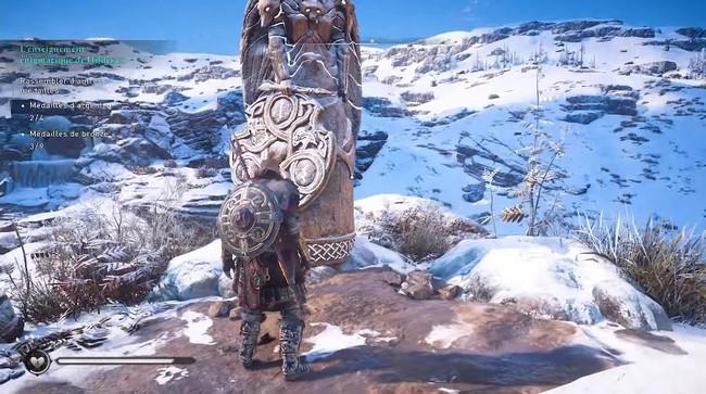 L'enseignement énigmatique de Hilderan d'Assassin's Creed Valhalla
