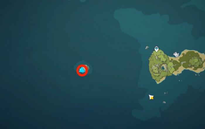 Solution du puzzle de latorche manquante îles funestes