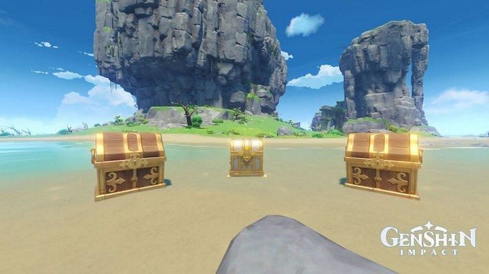 Solution du puzzle des piliers des îles brisées