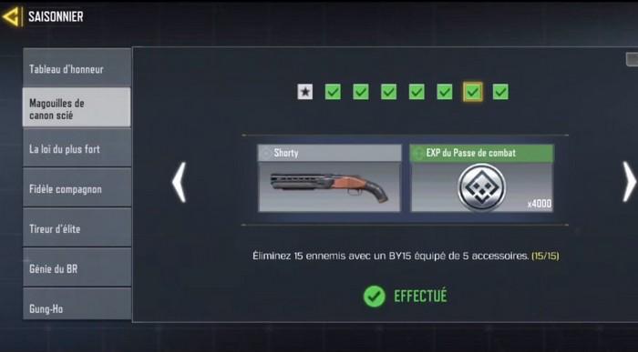 Comment débloquer le nouveau Shorty dans Call Of Duty Mobile