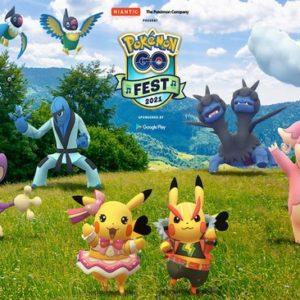 Comment obtenir le Pikachu Rock Star ou le Pikachu Pop Star au cours duPokémon Go Fest 2021