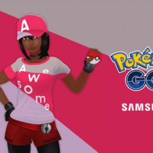 Comment obtenir les objets d'avatar Samsung sur Pokémon GO