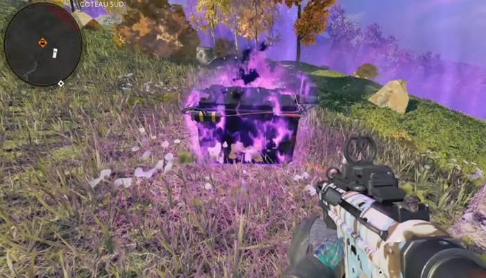 nouveautés zombie de la saison 5 reloaded de Call of Duty Black Ops Cold War