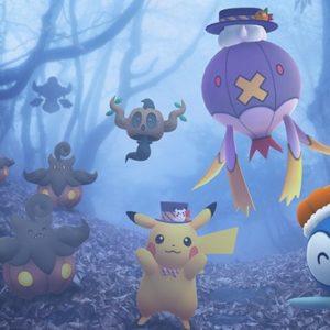 Étude ponctuelle « Recherche Coupe Halloween » sur Pokémon Go