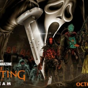 Défis Event halloween The Haunting Warzone et Cold War 2021