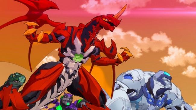 Date de sortie Bakugan Evolutions