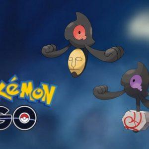 Etude spéciale Halloween 2021 « Qu'y a-t-il sous ce masque » sur Pokémon Go