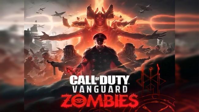 Premier teaser Trailer Call of Duty Vanguard Zombie